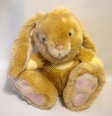 Patch Foot Rabbit, Golden Brown.